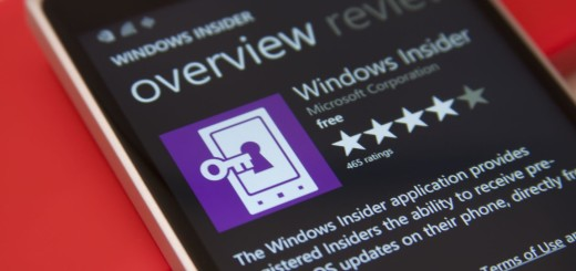 Insider windows 10 mobile app