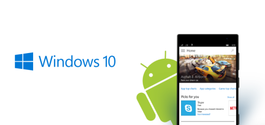 windows 10 mobile project astoria