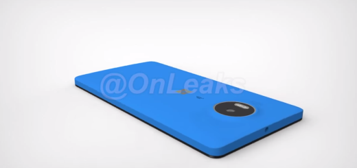 Lumia 950XL render