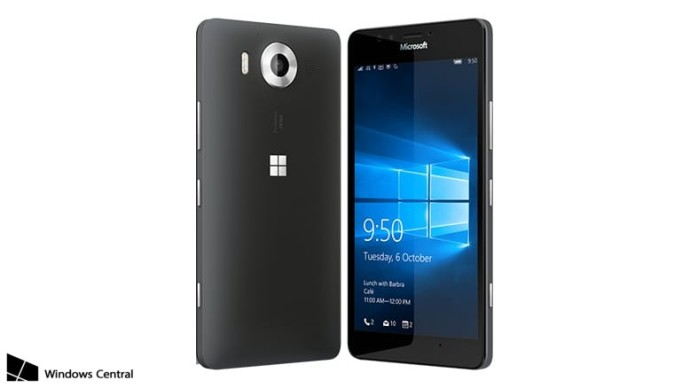 Lumia 950 Official