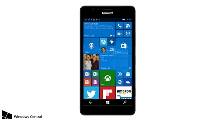 Lumia 950 Official 1