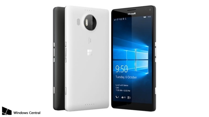 Lumia 950XL Official