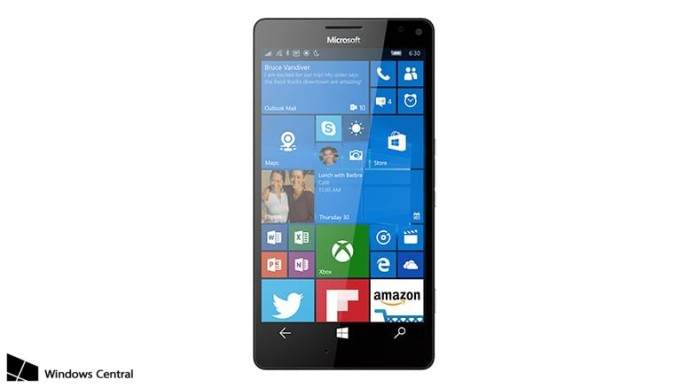 Lumia 950XL Official 1