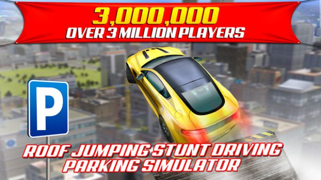 Roof Jumping Car Parking