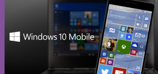 Nuova build di Windows 10 Mobile