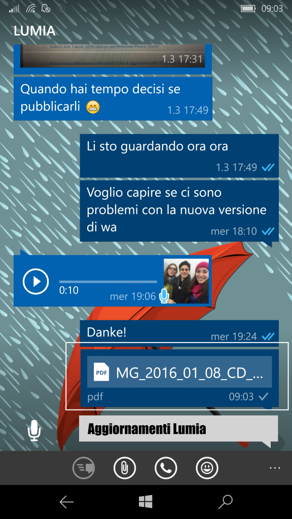 Documenti Whatsapp 2